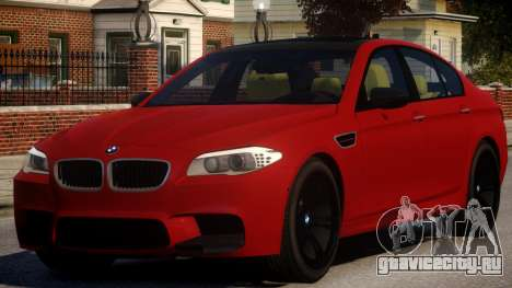 BMW M5 F10 Aige-edit V1.3 для GTA 4