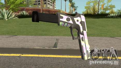GTA Online Gunrunning Pistol MK.II для GTA San Andreas