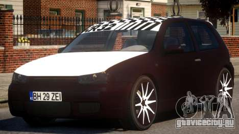VW Golf IV для GTA 4