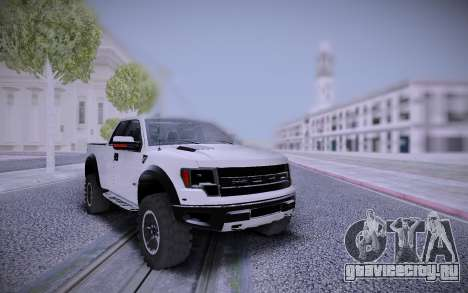 Ford F150 Raptor Pickup для GTA San Andreas