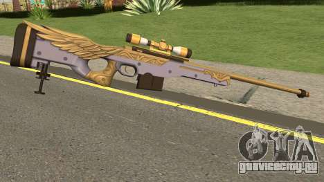 AWM from Knives Out для GTA San Andreas