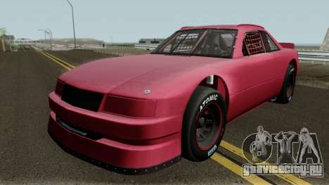 Declasse Sabre Hotring GTA V для GTA San Andreas