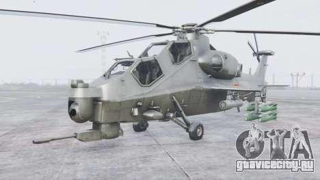 CAIC Z-10 v2.0 [add-on] для GTA 5