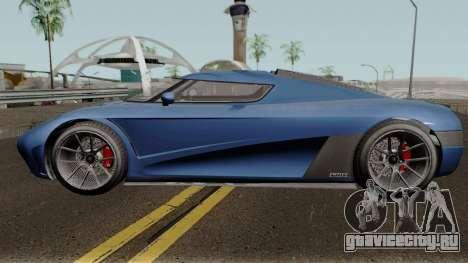 Overflod Entity XXR GTA V для GTA San Andreas