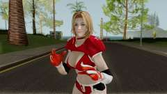 Tina Sport Suit from Dead or Alive 5 для GTA San Andreas
