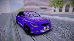 BMW M5 E60 Night v.2.0.0 Tuning для GTA San Andreas