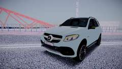 Mercedes-Benz GLE 63S