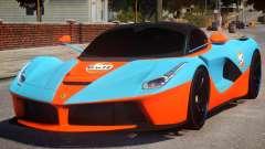 Ferrari LaFerrari PJ