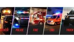 Emergency Lighting System v1.05 для GTA 5