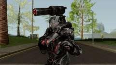 Marvel Future Fight - War Machine (Infinity War) для GTA San Andreas
