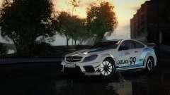 Mercedes-Benz C63 Custom для GTA San Andreas
