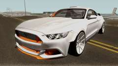 Ford Mustang GT Widebody для GTA San Andreas