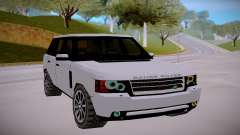 Land Rover Range Rover Supercharged Mk.III 2012 для GTA San Andreas
