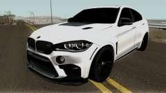 BMW X6M HQ для GTA San Andreas