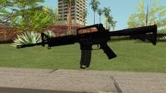 M4 High Quality для GTA San Andreas