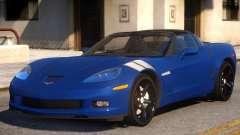 2010 Chevrolet Corvette Grand Sport v1 для GTA 4