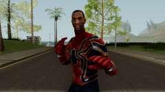 CJ Spiderman для GTA San Andreas