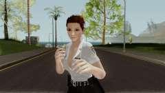 LGBTQ COPGRL3 (Kasumi DoA5) для GTA San Andreas