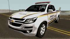 Chevrolet S-10 2017 Brigada Militar для GTA San Andreas