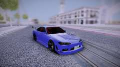 Nissan Silvia S15 Supersport для GTA San Andreas