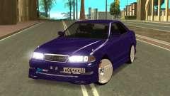 Toyota MarkII JZX100 для GTA San Andreas
