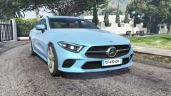 Mercedes-Benz CLS 450 (C257) 2018 [replace] для GTA 5