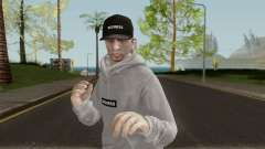 Skin Random 5 from GTA V Online для GTA San Andreas