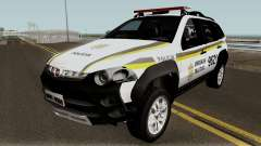 Fiat Palio Weekend 2013 PATAMO для GTA San Andreas