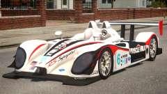 Porsche RS Spyder PJ4
