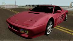 Ferrari 512 TR 1992 для GTA San Andreas