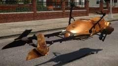 Star Wars Speeder Bike V 2.1 для GTA 4