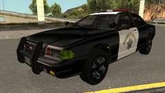 Vapid Stainer SAHP Police GTA V