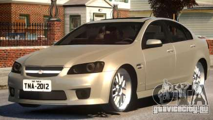 2012 Chevrolet Omega для GTA 4