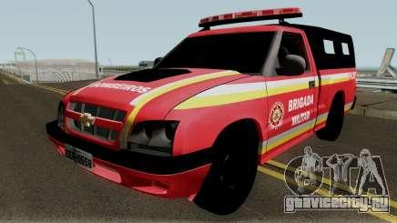 Chevrolet S-10 CBMRS для GTA San Andreas