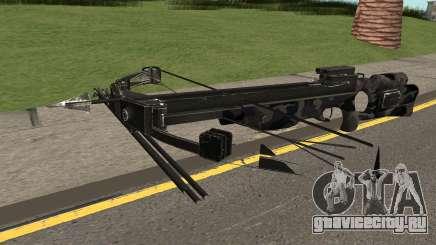The Walking Dead Daryl Dixon Weapon для GTA San Andreas