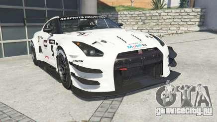 Nissan GT-R Nismo GT3 (R35) 2013 [add-on] для GTA 5