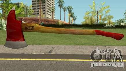 Fortnite Fireaxe для GTA San Andreas