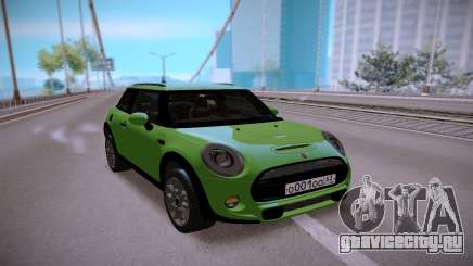 Mini Cooper Green для GTA San Andreas