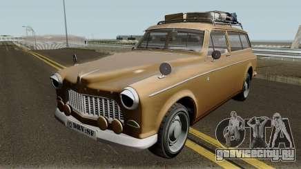 Vulcar Fagaloa GTA V для GTA San Andreas