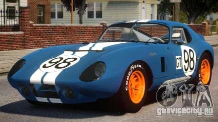 1965 Shelby Cobra PJ3 для GTA 4
