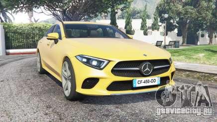 Mercedes-Benz CLS 450 (C257) 2018 v1.2 для GTA 5