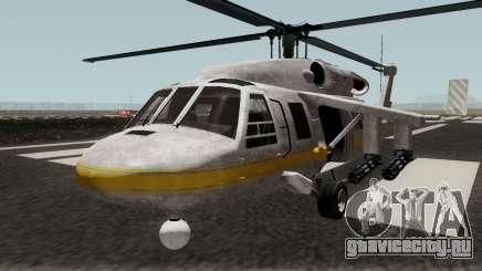 Western Annihilator GTA V для GTA San Andreas