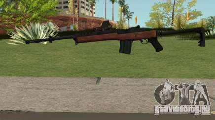 MINI-14 для GTA San Andreas