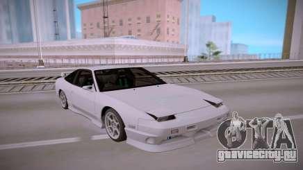 Nissan 240SX Sport для GTA San Andreas