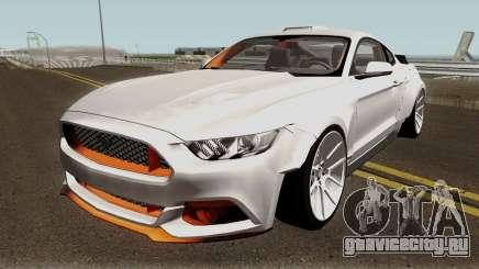 Ford Mustang GT Widebody для GTA San Andreas