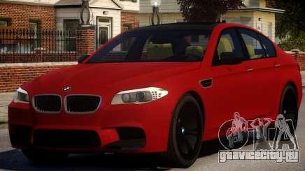 BMW M5 F10 Aige-edit V1.3 для GTA 4