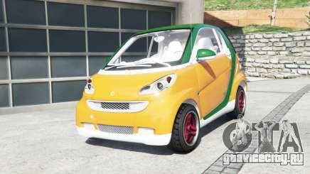 Smart ForTwo 2012 v2.0 для GTA 5