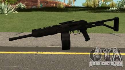 SAIGA 12K для GTA San Andreas