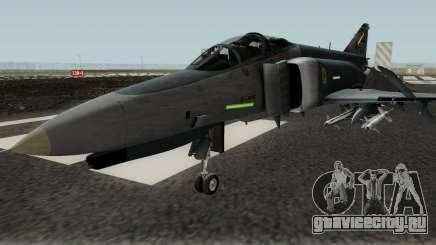 McDonnell Douglas F-4E Phantom II HQ для GTA San Andreas