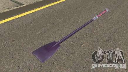 Tina Armstrong From DOA5LR Weapon для GTA San Andreas
